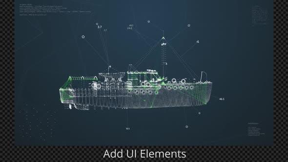 Ship HUD Constructor