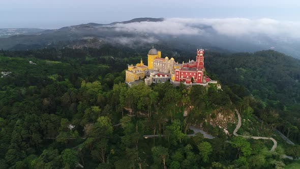 Thumbnail for Palácio da Pena, Sintra, Portugal