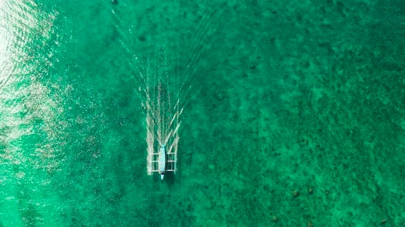 Thumbnail for Blue Lagoon Island Boracay Island, Philippines