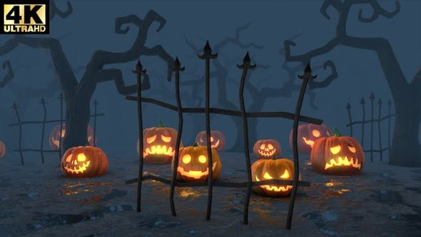 Halloween Pumpkins 05