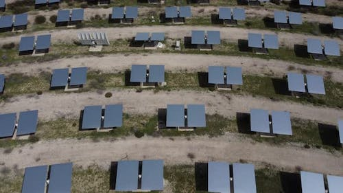 Aerial Drone Renewable Energy Systems
