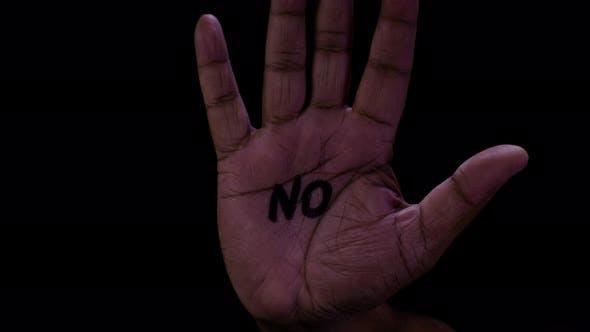 Open Hand No