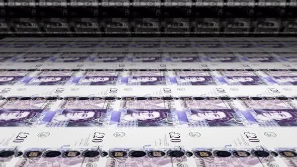Thumbnail for Printing Money British Pounds