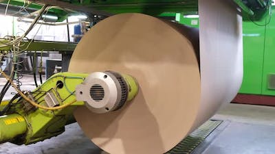Manufacture of corrugated paper and containers of paper and paperboard.