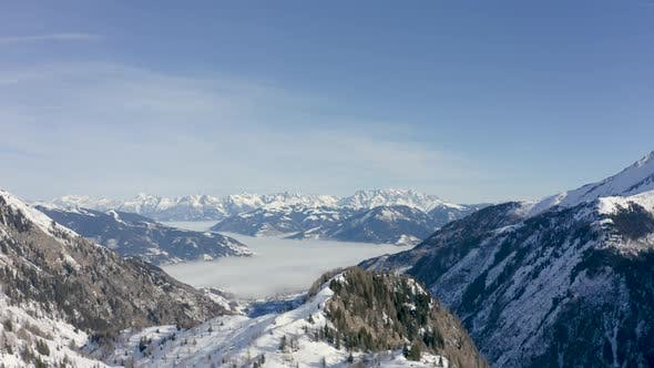 Kitzsteinhorn Mountains