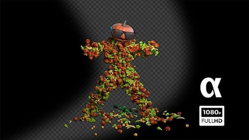 Fitness Fruit Dancer Ver.1