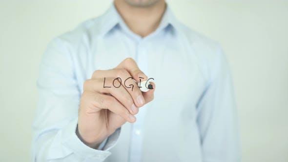 Thumbnail for Logic�, Writing On Screen