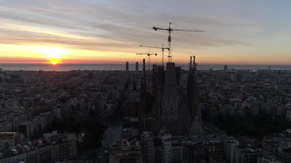 Thumbnail for Panoramic View of Barcelona