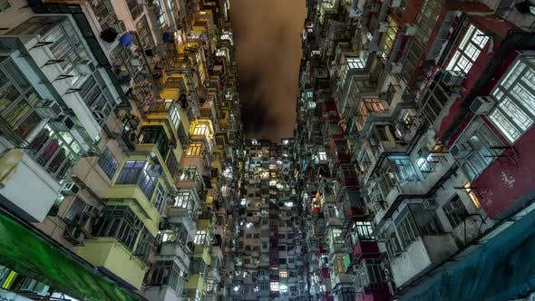 Thumbnail for Montane Mansion in Hong Kong at night