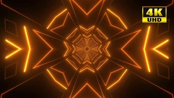 Cover Image for 5 Triangular Stroke  Vj Pack