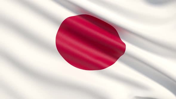 Thumbnail for The Flag of Japan