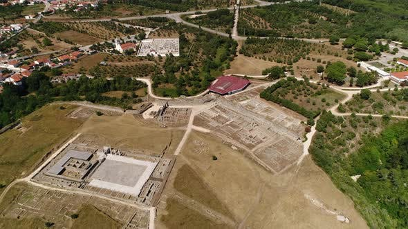 Thumbnail for Roman Ruines of Conímbriga, Portugal