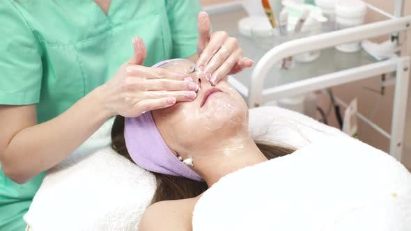 Thumbnail for Facial Massage by Therapist