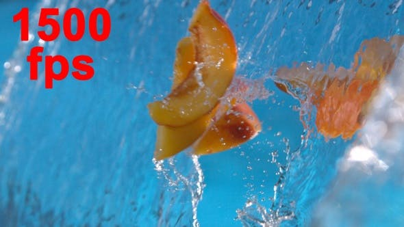 Thumbnail for Peach Splash Making Juice