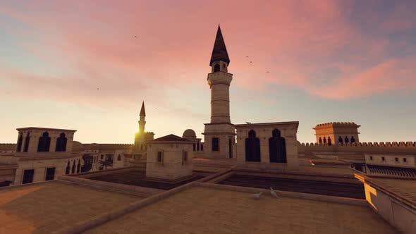 Thumbnail for Arab City And Mosque