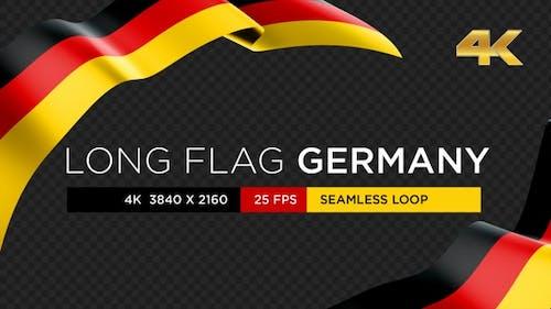 Long Flag Germany