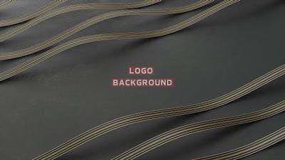 Dark Background For The Logo