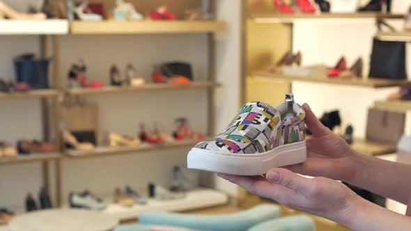 Thumbnail for Shoe in Shoe Shop