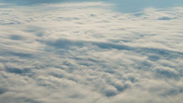Brume coulant au matin