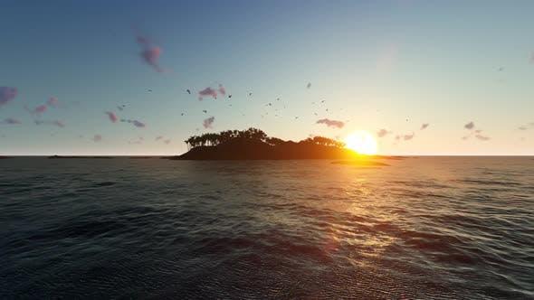 Thumbnail for Island Landscape