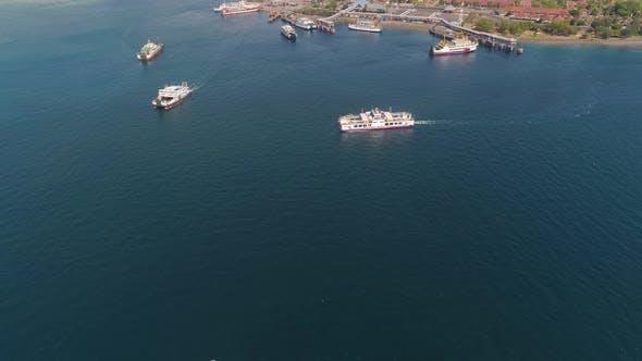 Thumbnail for Sea Passenger Ferry Port Gilimanuk