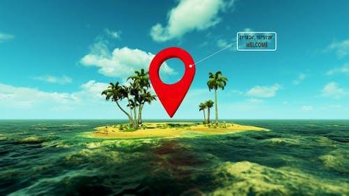4K Island Geolocation