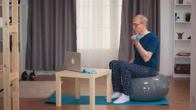 Online Fitness Lesson