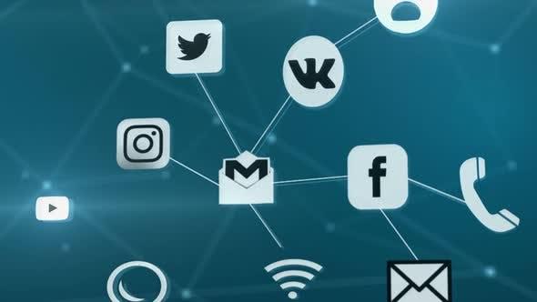 Technology Icon Symbol Digital