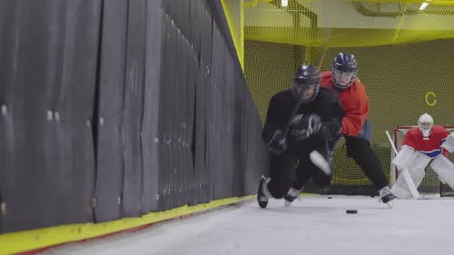 Hard Hockey Game
