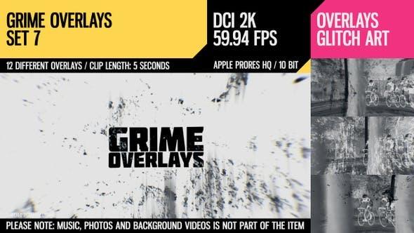 Thumbnail for Grime Overlays (2K Set 7)