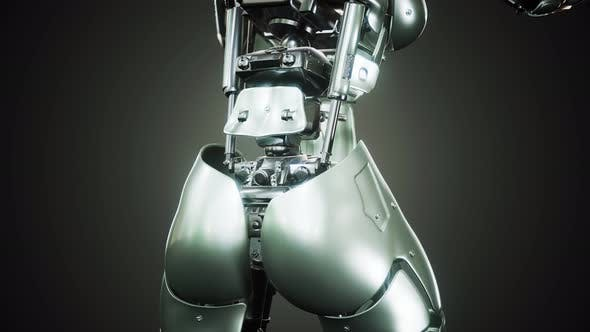 Thumbnail for Sexy Robot Android Woman Cyborg