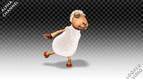 Comic Sheep - Dance Catchy