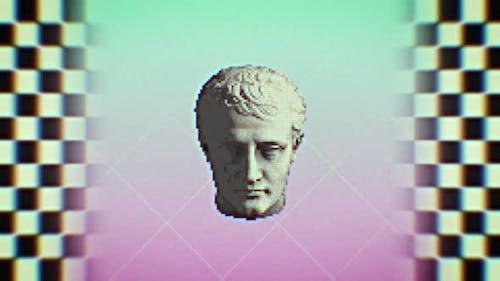 Vaporwave Retro 90s Background Loop