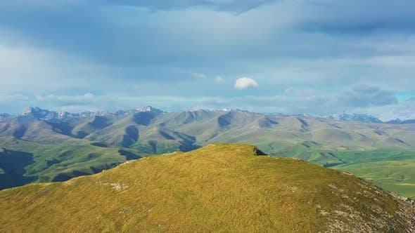 Mount Elbrus and Caucasus Mountains