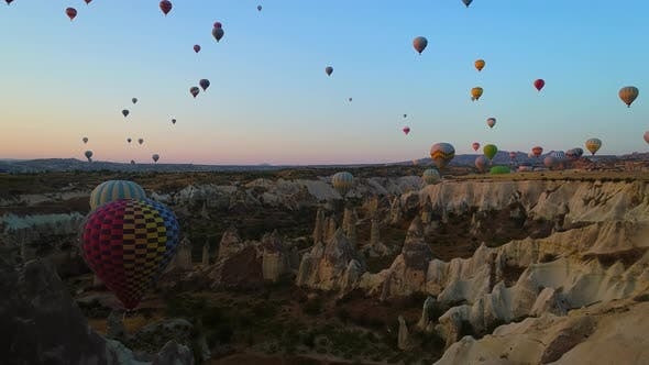 Thumbnail for Cappadocia In Turkey