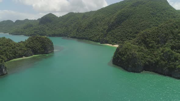 Thumbnail for Seascape Caramoan Islands Camarines Sur Philippines