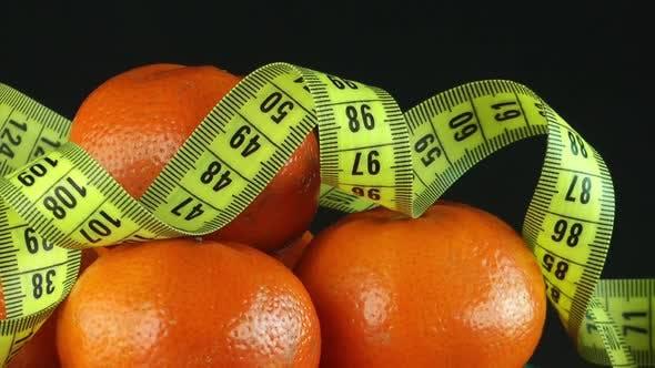 Thumbnail for Mandarin And Tape Measure Turning 19