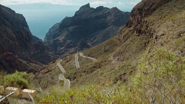 Thumbnail for Aerial View Masca Valley Tenerife