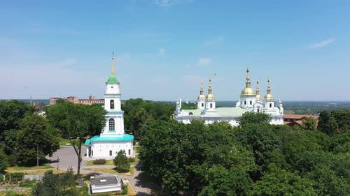 Poltava City Ukraine Tourist Attraction