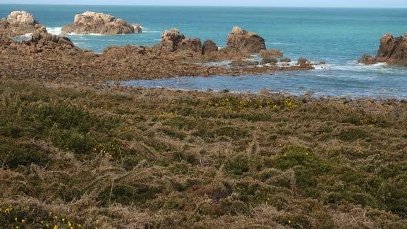 Rocky Atlantic Ocean Coast 34