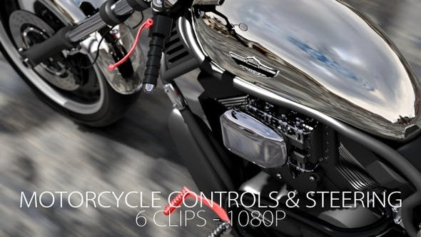 Thumbnail for Motorcycle Parts And Steering Tutorials