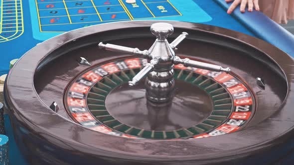 Thumbnail for Gambling Roulette with Calculated Table