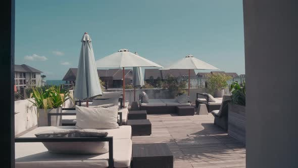 Thumbnail for Overview of Luxury Resort Terrace