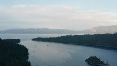 Lake Aerial