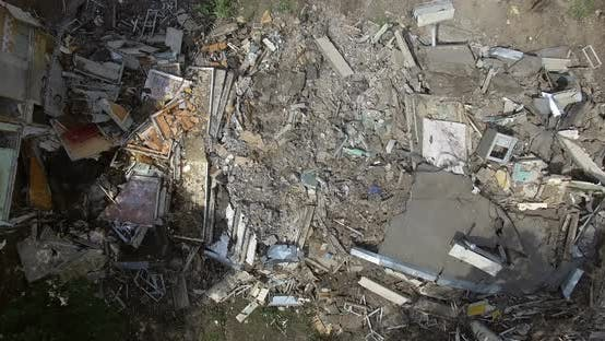 Thumbnail for A Debris Heap After Demolition