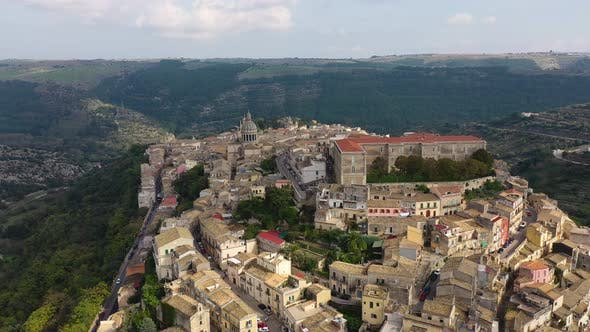 Thumbnail for The City of Ragusa Island of Sicily Italy