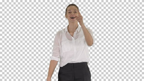 Thumbnail for Positive Human Emotions Happy Emotional Girl Laughing from The