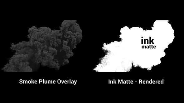 Thumbnail for Smoke Plume & Ink Overlay