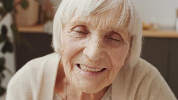 Thumbnail for Portrait of Smiling Senior Woman