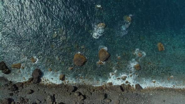 Thumbnail for Rocky Beach From a Bird's Eye View